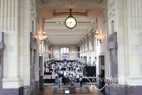 Cystic Fibrosis Wine Opener At Union Station Kansas City Event Photographer