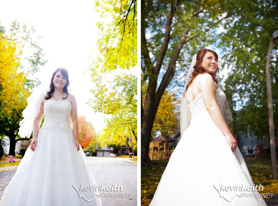 Brigid and brandon s beautiful overland park wedding for Wedding photography kansas city