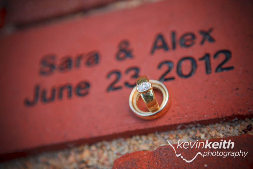 Sara & Alex