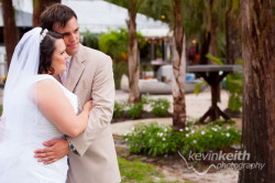 Destination Wedding at Paradise Cove in Orlando, Florida by Kansas City Wedding Photographers, Kevin Keith Photography