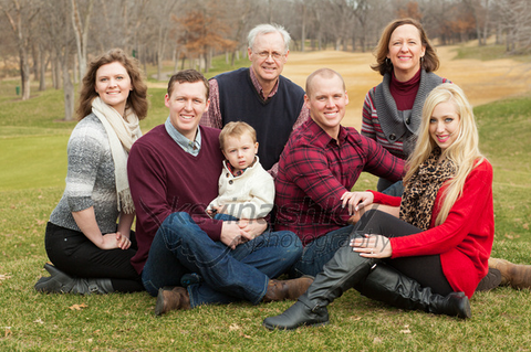 Watts Family Photo 2014