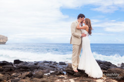 Kauai Hawaii Destination Wedding at Grand Hyatt Resort and Spa by Kevin Ashley Photography