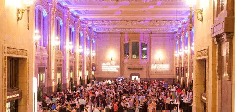 Cystic Fibrosis Kansas City Wine Opener at Union Station