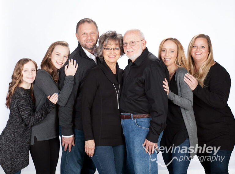Wenger Family Photography in Overland Park, Kansas by Kevin Ashley Photography
